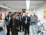 Korean delegation visit to East-Azerbaijan technical  and vocational  training centers